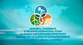 "Outcomes - Ministerial conference and the Eighth International Forum on energy for sustainable development ""Meeting the challenge of sustainable energy"""