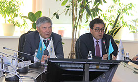 27th meeting of the Scientific and Technical Council of KAZENERGY Association