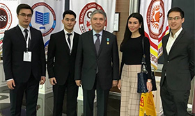 "THE 3RD YOUTH OIL AND GAS SYMPOSIUM ""ASTANA MUNAY FEST"" TOOK PLACE IN THE CAPITAL OF KAZAKHSTAN"