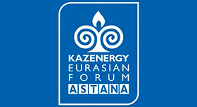"Promo – XI KAZENERGY Eurasian Forum ""Securing the future of energy"""