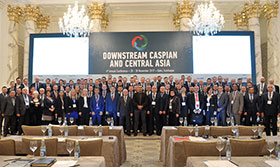 "On the 4-5 December Almaty will host the 5th annual conference ""Downstream Caspian and Central Asia"""