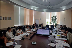 Meetings of the Working Group on Labor Legislation Issues of the KAZENERGY Association