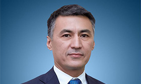 By the Decree of the Government of the Republic of Kazakhstan, Magauov Asset Maratovich was appointed to the post of Vice-Minister of Energy of the Republic of Kazakhstan