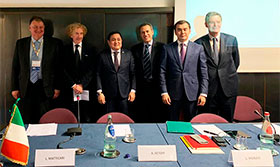 Kazakhstan invites Italian companies to collaborate and boost oil and gas  manufacturing industry.