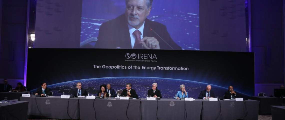 IRENA_Geopolitics of Energy Transformation report release banner.jpg